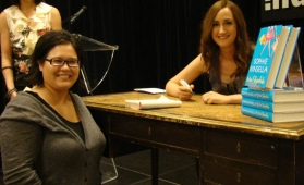 Sophie Kinsella and me